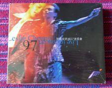 Leslie Cheung ( 張國榮 ) ~ 張國榮跨越97演唱會 ( Taiwan Booklet Edition ) Cd