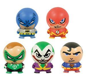 New DC Comics Buildable Capsule Figure BATMAN FLASH GREEN LANTERN JOKER SUPERMAN