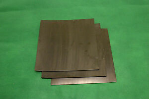 Solid Neoprene Rubber Sheet 200mm x 200mm Squares