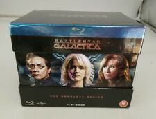 Battlestar Galactica - The Complete Series ,Blu-ray Box Set, Region Free