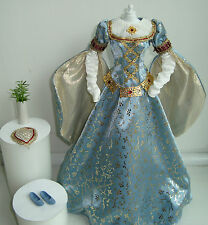 Barbie Clothes/Fashions Medieval Gown NEW!! Gorgeous!