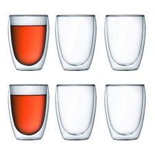 BODUM Pavina doppelwandiges Glas 0 35 L 6 Stk.