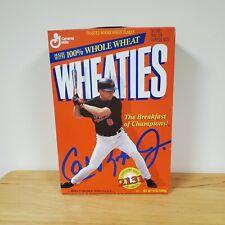 Rare 1999 Wheaties Cal Ripken Jr. Unopened Sealed Box