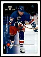 1999-00 Upper Deck MVP Wayne Gretzky New York Rangers #219