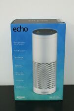 Amazon Echo w/ Alexa Smart Assistant - White - Brand New Sealed