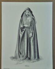 Larry Elmore Reflections Fantasy Bild Signiert Limited ´96 32x42cm Comic 03-A-B3