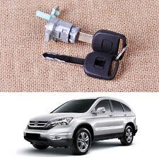 Left Driver Side Door Lock Cylinder Key Fit For Honda CR-V Element 2003-09 2010