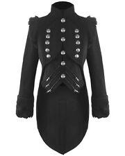 Damenjacken & -mäntel im Militärstil aus Polyester mit Knöpfen