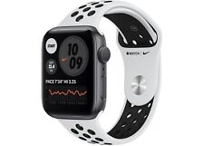 Apple Watch Series 6 Nike 40mm Aluminum Case with Pure Platinum/Black Sport Band