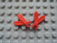 LEGO 2 X Indiens ressort avec clip 471 Bleu 5986 5976 5906 4704