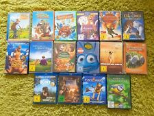 Kinderfilme Konvolut Disney Katzen Petterson & Findus teilweise neu 13 Dvd 3 Brd