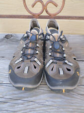 Merrell Brown Sport Sandals Vibram Sole Men's 8  Eur 41.5