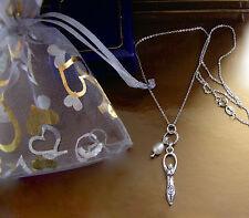 Pearl Silver Women Ethnic & Tribal Jewellery