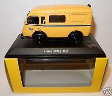 UNIVERSAL HOBBIES UH RENAULT 1000 KG 1000KG 1963 POSTES POSTE PTT 1/43 luxe BOX