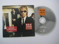 BON JOVI It's my life 2-track CD Single * Card sleeve