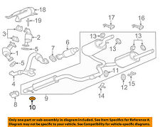 GM OEM Exhaust System-Hanger 10056770