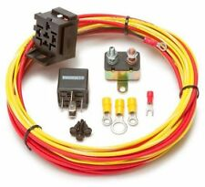 Painless Performance 50102 Fuel Pump Relay 30 Amp Heavy Duty Relay & Harness Kit