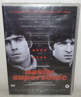 DVD OASIS - SUPERSONIC - NUOVO NEW
