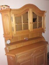 Kuchenschrank Holz In Schranke Wandschranke Gunstig Kaufen Ebay