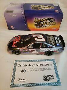 Dale Earnhardt 3 GM Goodrich Service Plus Daytona Win 1998 Monte Carlo 1:24