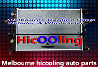 Radiator For Holden Astra Zafira TS 1.8L 2.0L 10/1998-11/2004 Automatic & Manual