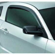 Auto Ventshade Window Ventvisor Deflectors Front Pair Acrylic Smoke 92513