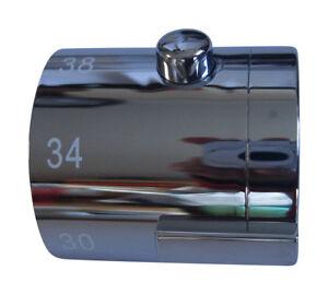 TEMPERATURE CONTROL HANDLE 057U/UD THERMOSTATIC BATH SHOWER MIXER TAP VALVE 358U