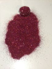 Exclusive Bizzy Nails Cosmetic Grade Glitter Nail Art Maroon Acrylic Gel
