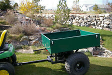 TRAILER - OFF ROAD - Coml Duty - Steel Body - 800 Lb - 12VDC Lighting & Dump G