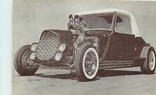 "60's Collectors Card ""69'er"" 1934 Ford Hot Rod Int'l Champoinship Auto Show"