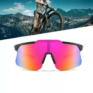 Men Fashion Outdoor Sports Sunglasses HD Lens Cycling Glasses Windproof Goggles