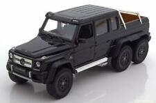 1:24 Welly Mercedes G63 AMG 6X6 2015 black