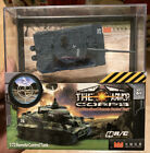 The Armor Corps 2117 RC Tank Remote Control Toy 1:72 Tiger Blue Htf Rare New