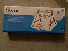 BIECO Arche de jeux en bois pour bébé