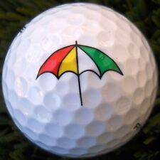 (3-Ball Gift Pack) (Arnold Palmer Umbrella Logo) Titleist Pro V1 X Golf Balls