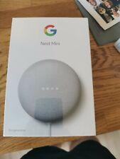 Google Nest Mini (2nd Gen) Smart Speaker - Chalk NEW DispatchSameDay!