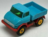 Matchbox Lesney No 49 Mercedes Unimog Blue - VNM