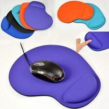 Mouse Pad Wrist Rest Support Ergonomic Comfort Mat Non Slip PC Laptop Computer