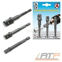 Sicherheitsschrauben-Bitsatz für Akkuschrauber Bit Bits 51 tlg Magnethalter BGS