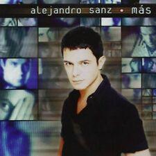 Alejandro Sanz - Mas [CD]