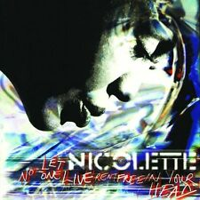 Nicolette - Let No-one Live Rent Free In Your Head (2 x CD 1996) Digipak