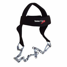TurnerMax Tête Harnais trempage formation Cou Builder coton fitness exercice
