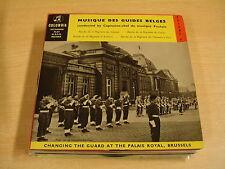 45T EP / MUSIQUE DES GUIDES BELGES VOLUME 5