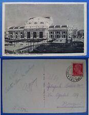 Milano - Piazza Doria e Nuova Stazione Centrale 1932