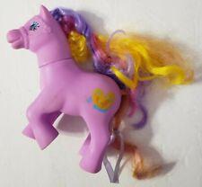 MY LITTLE PONY FAKIE FAKIES FAKE PURPLE RAINBOW HAIR & BUTTERFLY MARK GLASS EYE
