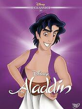 ALADDIN  DVD ANIMAZIONE