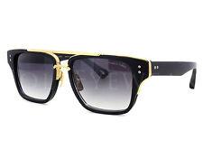 NEW Dita Mach-Three DRX 2059A Black Gold Blue Sunglasses