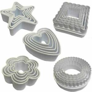 Queen of Cakes Cookie Cutter Shapes Home Baking