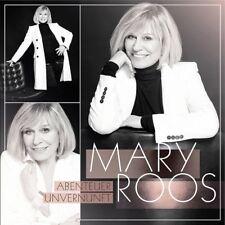 MARY ROOS - ABENTEUER UNVERNUNFT   CD NEU