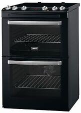 Zanussi ZCV667MNC 60cm Ceramic Cooker in Black FA8060